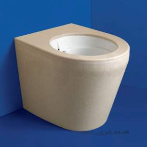 Armitage Shanks Commercial Sanitaryware -  Armitage Shanks S3109 Sentry Wc Pan Fashion Grey