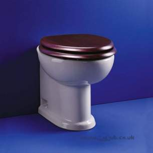 Ideal Standard Classic -  Ideal Standard Traditional E4800 Btw Wc Pan White