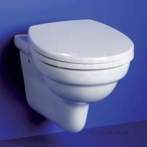 Armitage Shanks Commercial Sanitaryware -  Armitage Shanks Contour 21 W/h Pan White Stdproj