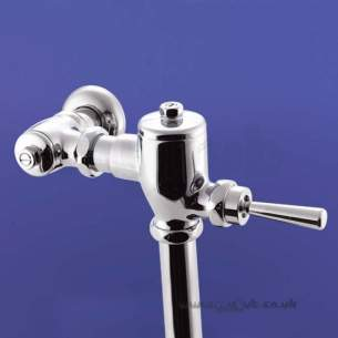 Armitage Shanks Commercial Brassware -  Armitage Shanks Modus 2 S9014 Exposed Flushvalve Cp