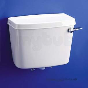 Armitage Entry Level Sanitaryware -  Armitage Shanks Universal/group S3920 6 Bs And O Cistern White