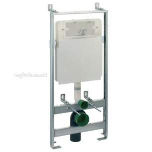 Ideal Standard Commercial Sanitaryware -  Ideal Standard E9291 In-wall System For Wc 880mm Sc