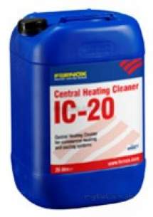 Fernox Products -  Fernox Ic20 25 Litre Cleansing And Flushng