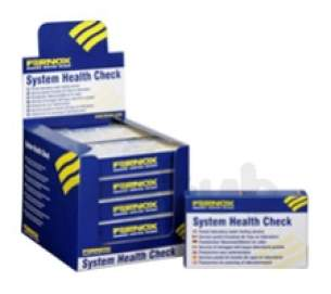 Fernox Test Kits Equipment -  Fernox System Health Check Postal Kit