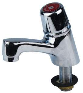 Pegler Commercial and Specialist Brassware -  Pegler 877/2 Diaphragm Basin H Tap Cp