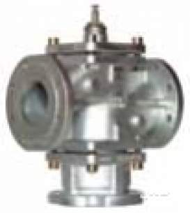 Johnson Linear Plant Flanged Valves -  Johnson Vg8000n Series Linear Plant Flanged Valve Vg82j1s1n