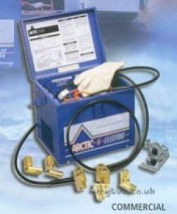 Arctic Pipe Freezing Kits and Equipment -  Arctic Commercial Electric 8-42mm 110v