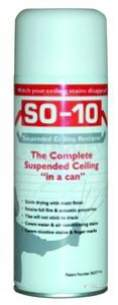 Ph Smoke Products -  So-10 Suspended Ceiling Restorer 400ml