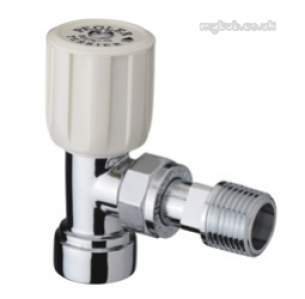 Terrier and Belmont Radiator Valves -  1/2x15mm 367pf Cpwh Angle Pattern