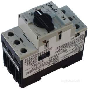 Danfoss Ltd -  Danfoss Circuit Breaker Cti25mb 18-25a