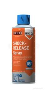 Rocol Products -  Rocol 32040 Shock Release Spray 400ml