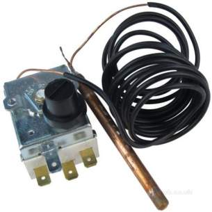 Mhs Radiators And Boiler Spares -  Mhs 824009616 Limit Thermostat