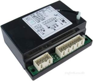 Mhs Radiators And Boiler Spares -  Mhs 884006912 Pcb Control Box