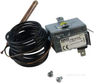 Mhs Radiators And Boiler Spares -  Mhs 828009617 High Limit Thermostat