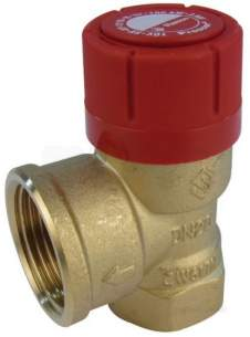 Mhs Radiators And Boiler Spares -  Mhs 846020983 Safety Valve 855020981