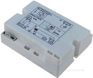 Mhs Radiators And Boiler Spares -  Mhs 830008315 Control Box Ignition