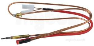 Mhs Radiators And Boiler Spares -  Mhs 882002005 Thermocouple Split