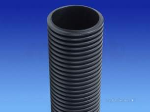 Osma Below Ground Drainage -  6d934 Osma Nic Shaft-1.5m Long