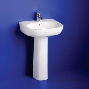 Ideal Standard Jasper Morrison -  Ideal Standard Jasper Morrison 1th Basin 550 White