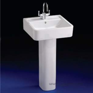 Ideal Standard Luxury -  Ideal Standard White Cube E1227 Pedestal White