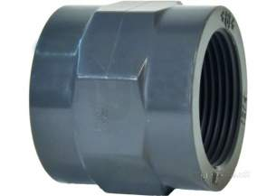 Georg Fischer Pvc Fittings 1 and Below -  Georg Fischer Upvc Socket Bsp 219106 3/8 721910605