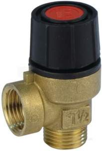 Caradon Ideal Domestic Boiler Spares -  Ideal 075413 Safety Valve 1/12in