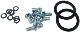 Caradon Ideal Domestic Boiler Spares -  Ideal 076866 Fittings For Gas Valve