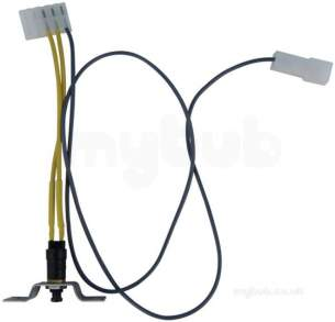 Caradon Ideal Commercial Boiler Spares -  Ideal 100611 Reset Switch Harness