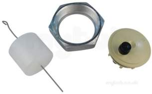 Caradon Ideal Domestic Boiler Spares -  Ideal 075572 A/vent Service Kit Inc Nut