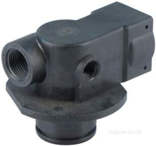 Caradon Ideal Domestic Boiler Spares -  Ideal 171015 Flow Connector Sys/res Se