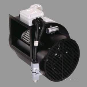 Aidelle Flue Dilution Fans -  Adl Gbdf 6 3ph 415v Ms Flue Dilution Fan