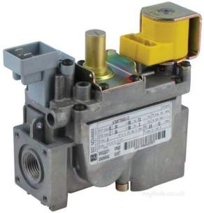 Caradon Ideal Domestic Boiler Spares -  Caradon Ideal 075580 Gas Valve 42kw
