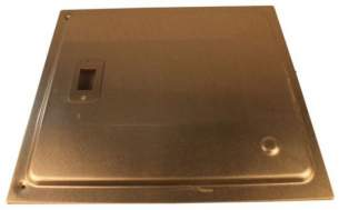 Baxi Boiler Spares -  Baxi 5112743 Combustion Box Front Panel