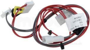 Baxi Boiler Spares -  Baxi 5113482 Low Voltage Harness 24kw