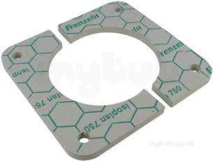 Oertli Oil Gas and Dual Fuel Burners -  Oertli 969678 Asbestos Flange Gasket