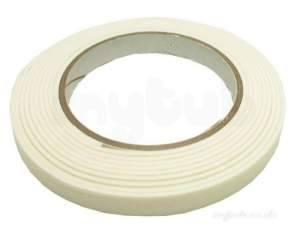 Avon Climate Miscellaneous Products -  3metre Coil Of 12mm Double Sided Tape