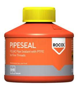 Rocol Products -  Rocol 28022 Pipeseal Ptfe Liquid 300g