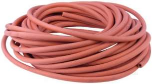 Avon Climate Miscellaneous Products -  Metres Of 3mm Wall Red Rubber Tube X 20m