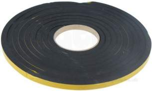 Avon Climate Miscellaneous Products -  10mm X 10mm Foam Casing Seal 5m Length