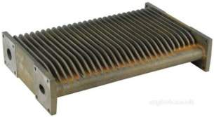 Potterton Boiler Spares -  Potterton 8230049 Heat Exchanger Only