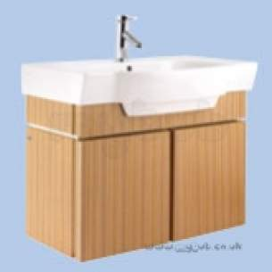 Twyford Encore -  Twyford Encore 760 U Basin Furniture Wh Er0001wh