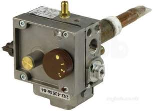 Andrews Water Heater Spares -  Andrews C974 Gas Control Valve
