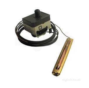 Clyde Combustion Boiler Spares -  Clyde B7000 Overheat Thermostat H R