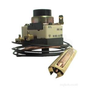 Clyde Combustion Boiler Spares -  Clyde B6255 Limit Thermostat