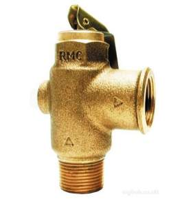 Andrews Water Heater Spares -  Andrews C319awh Expansion Valve 6.0 Bar 3/4 Inch