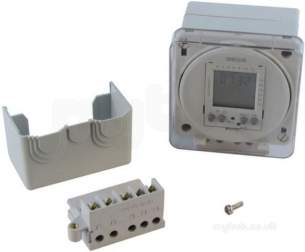 Combat Boiler Spares -  Roberts Go Combat D050 Time Switch
