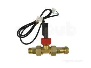 Worcester Boiler Spares -  Worcester 87161200690 Flow Switch Assy