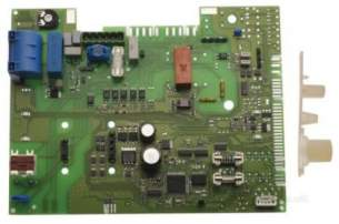 Worcester Boiler Spares -  Worcester 87161095390 Printed Circuit