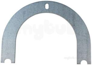Caradon Ideal Domestic Boiler Spares -  Caradon Ideal 138419 Turret Clamp Resp