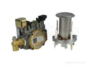 Caradon Ideal Commercial Boiler Spares -  Ideal Boilers Ideal 075027 Atmospheric Kit
